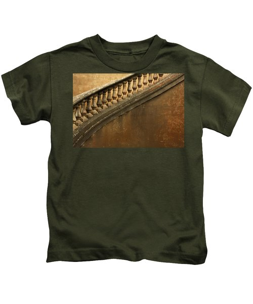 The Queen's Staircase Kids T-Shirt
