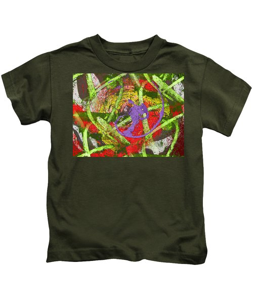 The Writing On The Wall 4 Kids T-Shirt