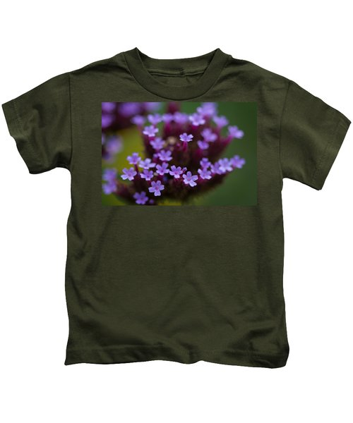 tiny blossoms II Kids T-Shirt