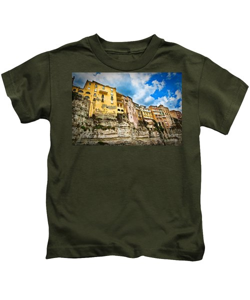 Tropea Houses Kids T-Shirt