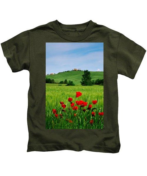 Tuscany  Kids T-Shirt