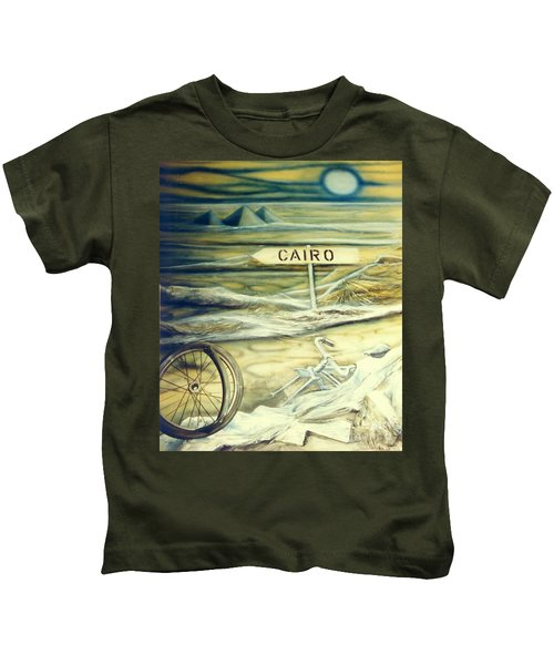 Way To Cairo Kids T-Shirt