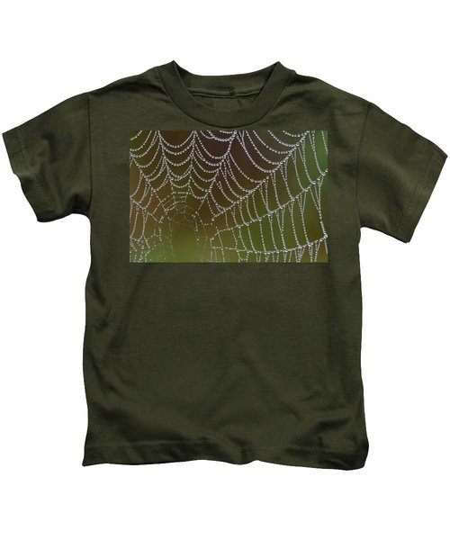 Web With Dew Kids T-Shirt