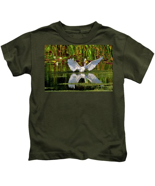 Wetlands Kids T-Shirt
