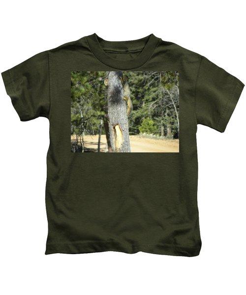 Squirrel Home Divide Co Kids T-Shirt