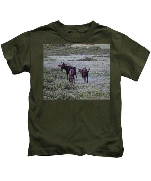Moose Cameron Pass Co Kids T-Shirt