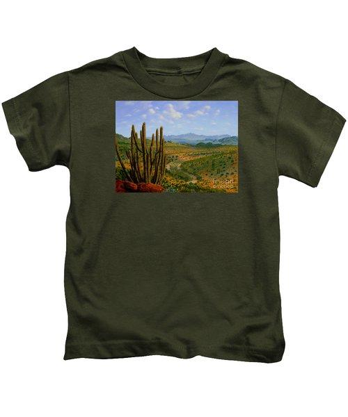 A Place Of Wonder Kids T-Shirt