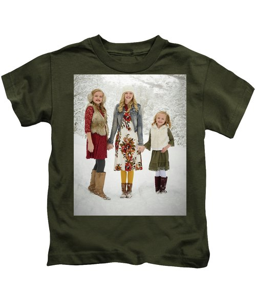 Alison's Family Kids T-Shirt