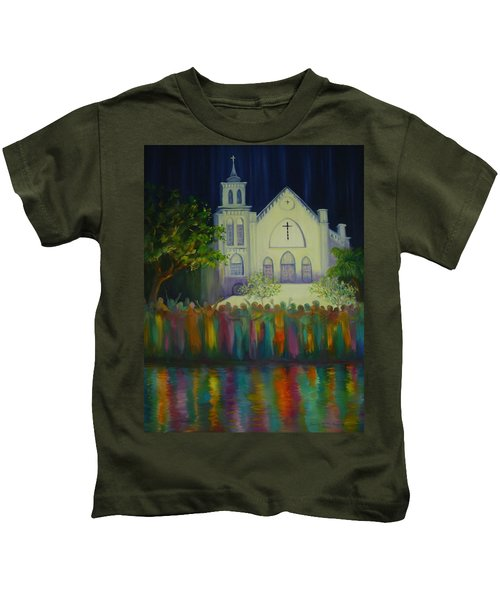 Amazing Grace Kids T-Shirt