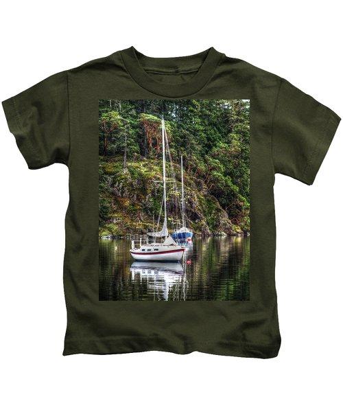 At Anchor Kids T-Shirt