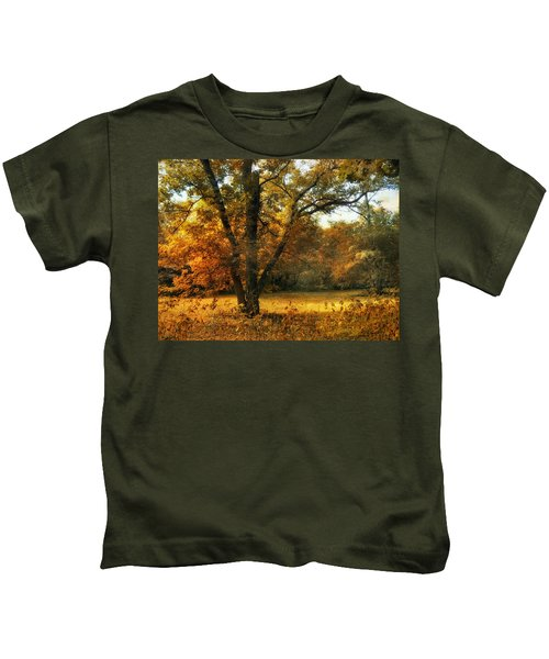 Autumn Arises Kids T-Shirt