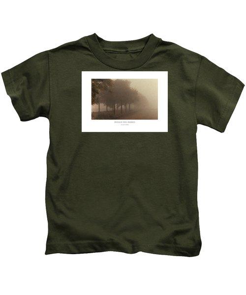 Avenue Des Arbres Kids T-Shirt