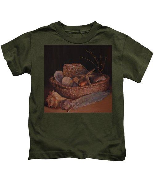 Beach Peace  Kids T-Shirt