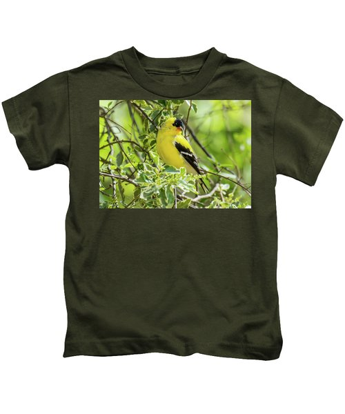 Blending In Kids T-Shirt