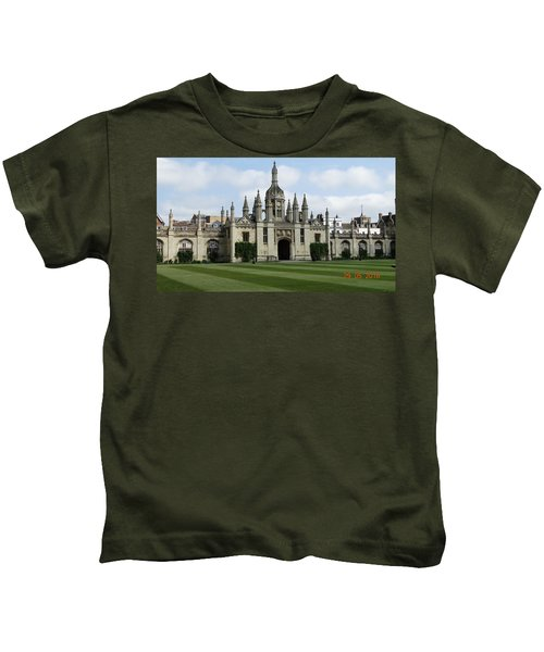 Building Kids T-Shirt