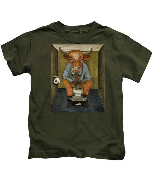 Bull Shitter Kids T-Shirt