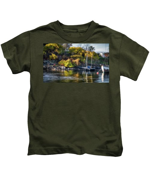 Bygdoy Harbor Kids T-Shirt