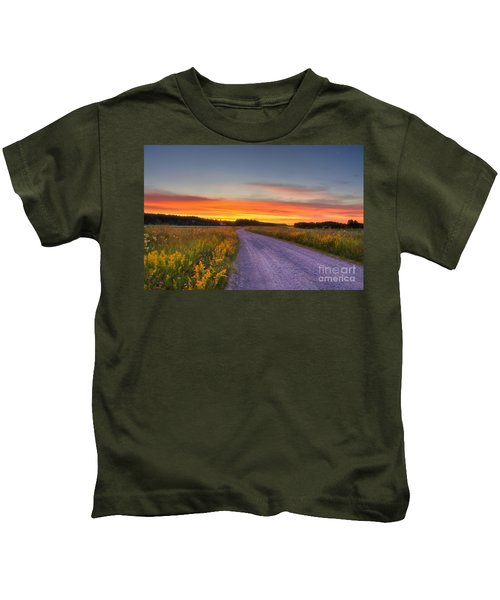 Country Road Kids T-Shirt