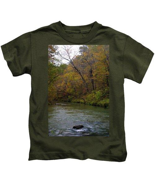 Current River 8 Kids T-Shirt