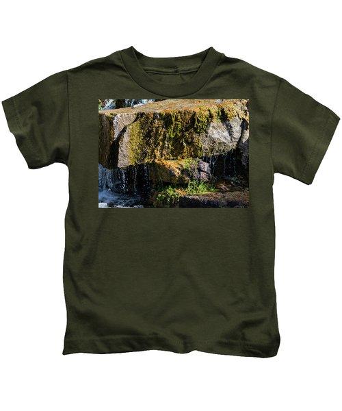 Desert Waterfall 2 Kids T-Shirt