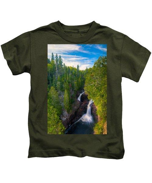 Devil's Kettle  Kids T-Shirt