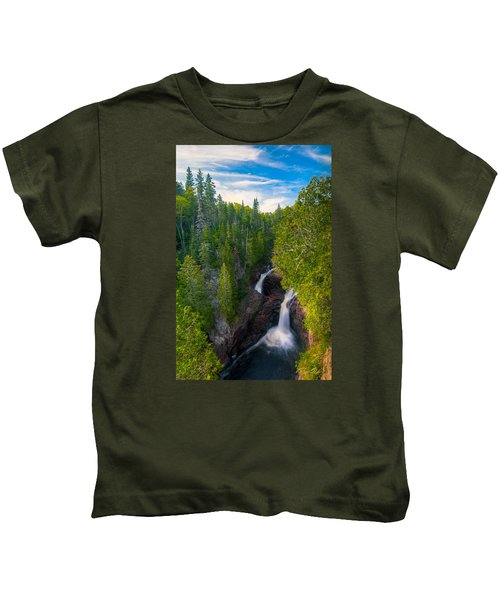 Devil's Kettle  Kids T-Shirt