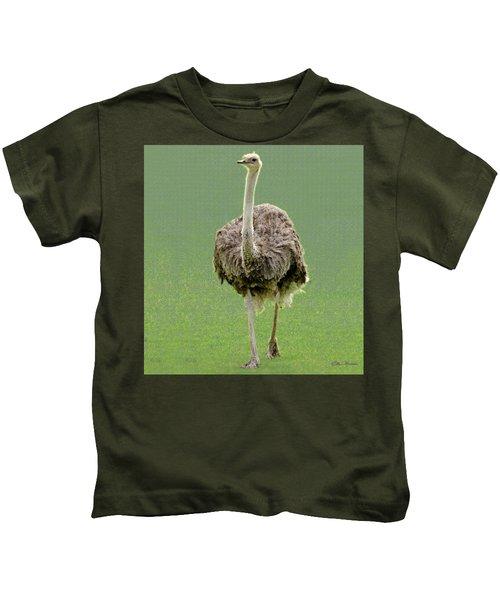 Emu Kids T-Shirt by Ellen Henneke