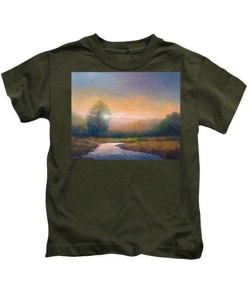 Evening Light Kids T-Shirt