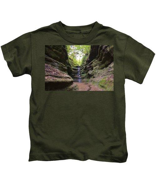 French Canyon Kids T-Shirt