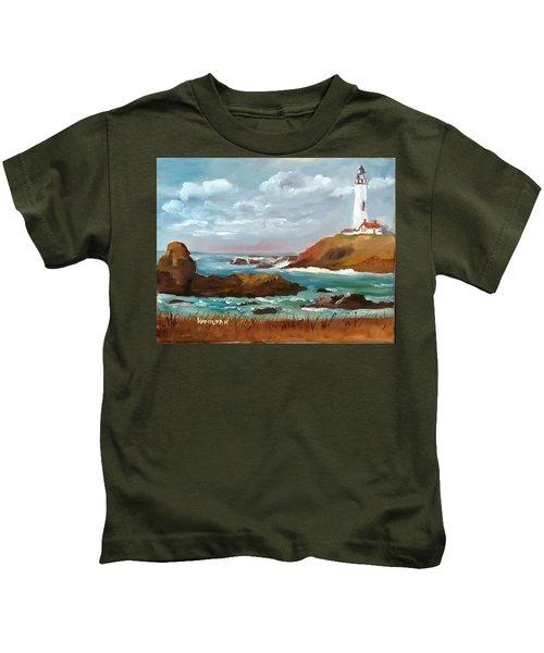 Grand Lighthouse Kids T-Shirt
