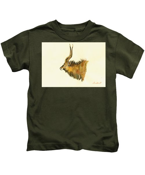 Greater Kudu Kids T-Shirt