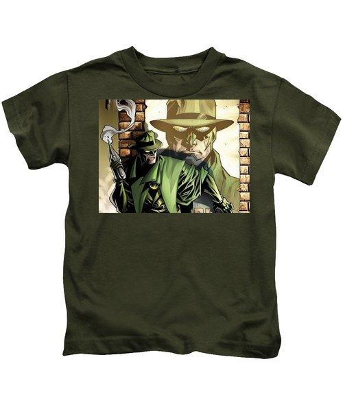 Green Hornet Kids T-Shirt