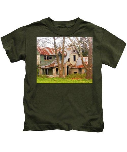 Haunted House Kids T-Shirt