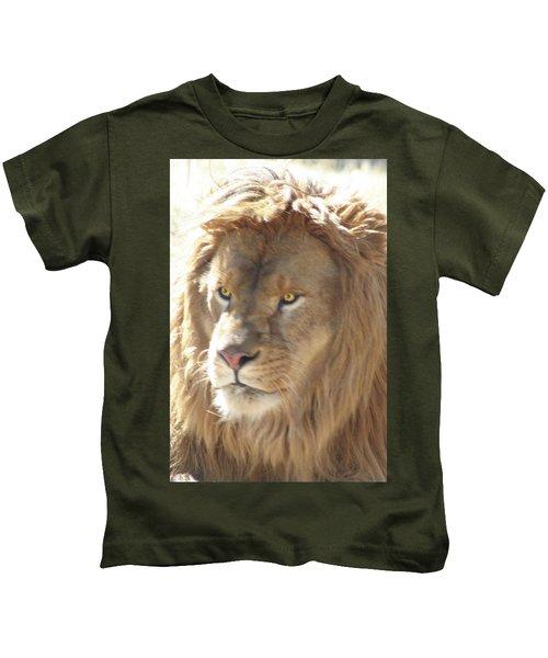 I Am .. The Lion Kids T-Shirt