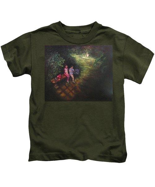 If Cinderella Had A Garden Kids T-Shirt