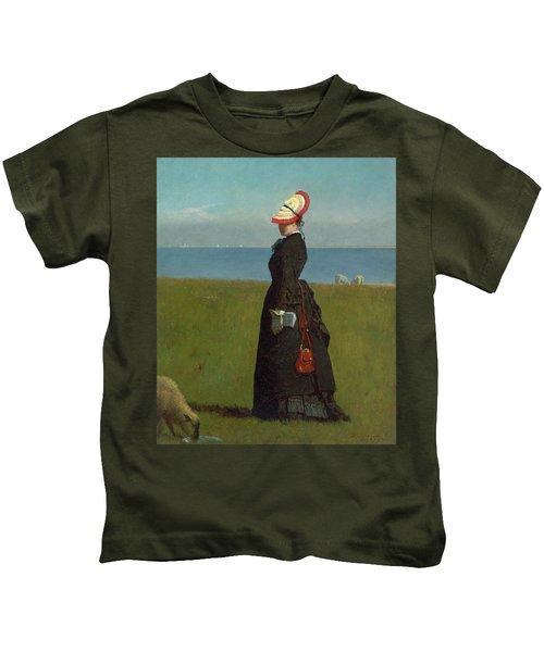 Lambs Nantucket Kids T-Shirt