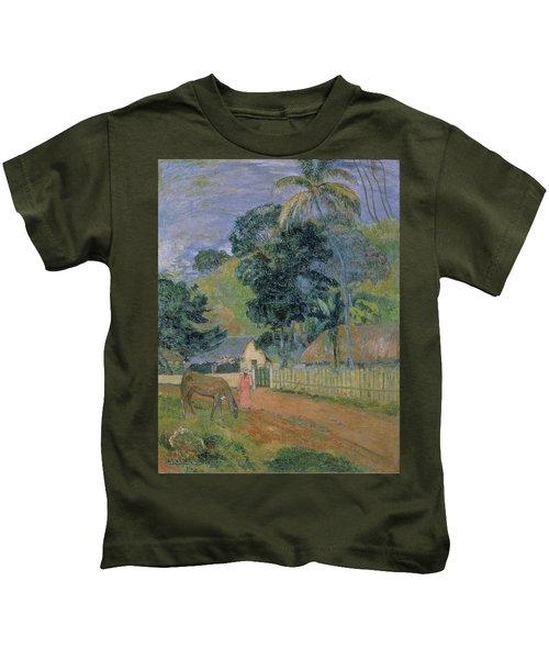 Landscape Kids T-Shirt