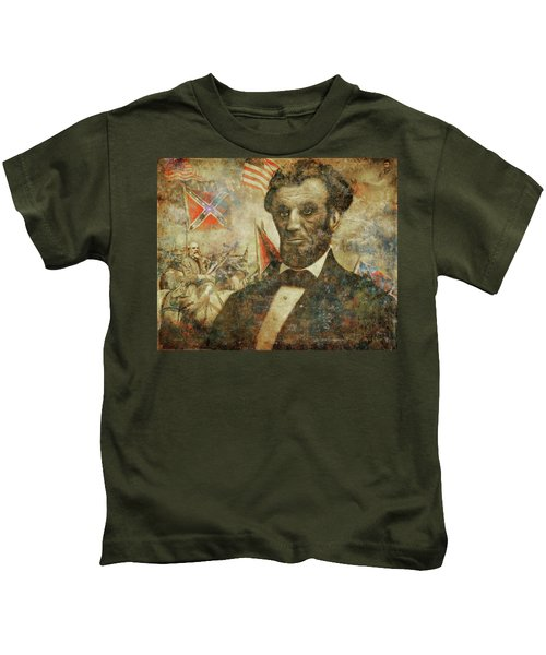 Lincoln Kids T-Shirt