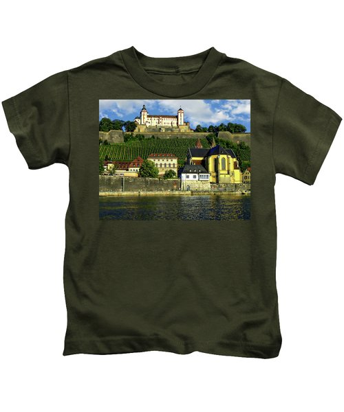 Marienberg Fortress Kids T-Shirt