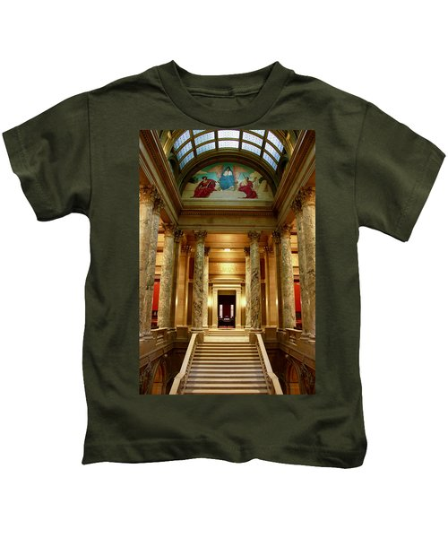 Minnesota Supreme Court Kids T-Shirt