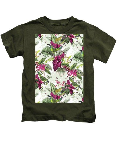 Nicaragua Kids T-Shirt