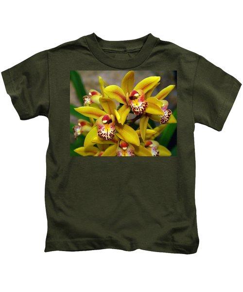 Orchid 9 Kids T-Shirt