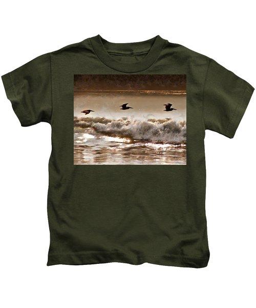 Pelican Patrol Kids T-Shirt