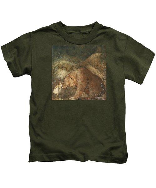 Poor Little Bear Kids T-Shirt