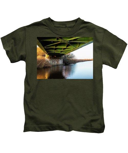 Railway Bridge Kids T-Shirt