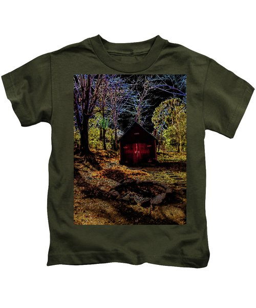 Red Shed Kids T-Shirt