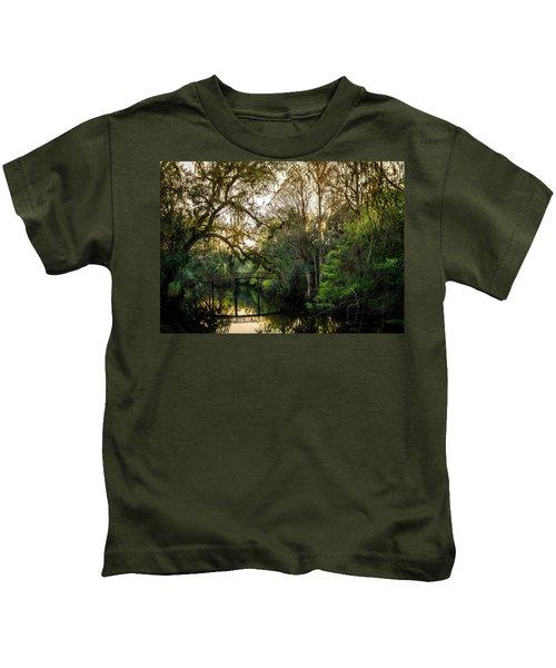 River Bridge Kids T-Shirt