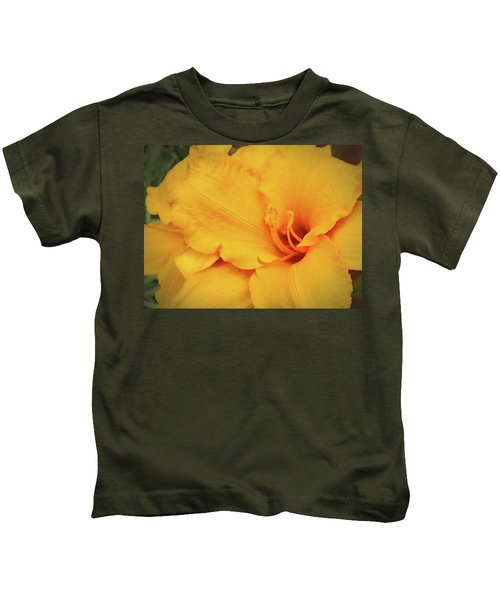 Softly And Tenderly  Kids T-Shirt
