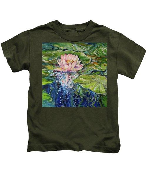 Solitude Waterlily Kids T-Shirt