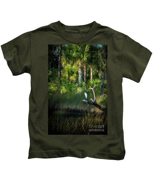 Standing Tall Kids T-Shirt